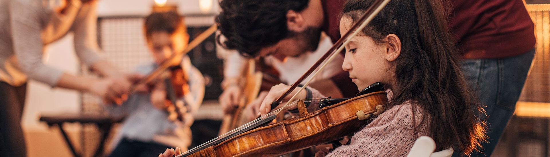 Violin Courses