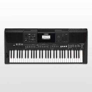 Portable Keyboard PSR-E463 w/ adp