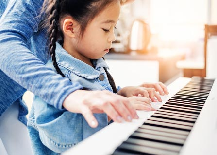 Music Education In Young Children