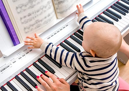 2 years of music lessons can boost your child's brain power